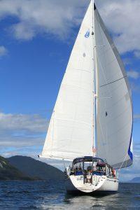 sailboat charter alaska