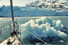 Majorie Glacier