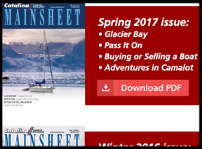 Catalina Yachts Mainsheet Magazine